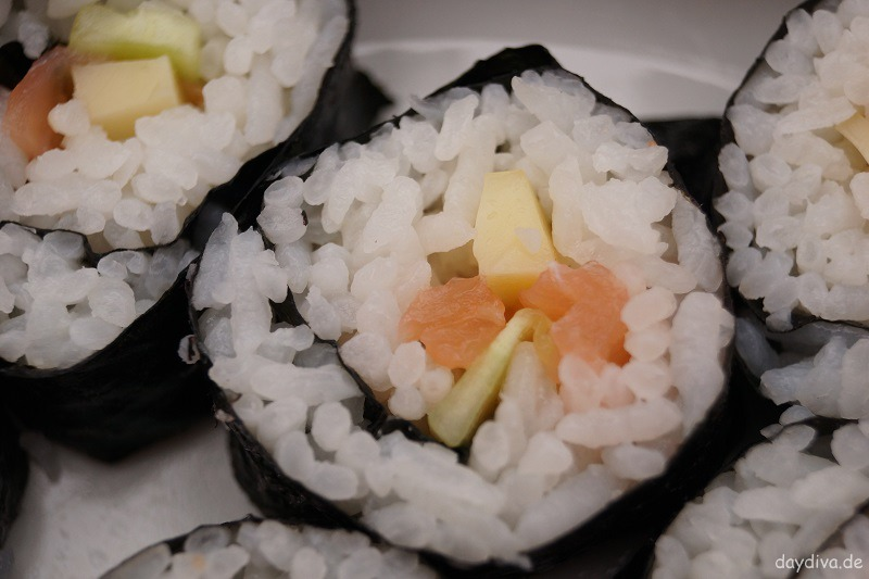 Maki Sushi selbstgemacht