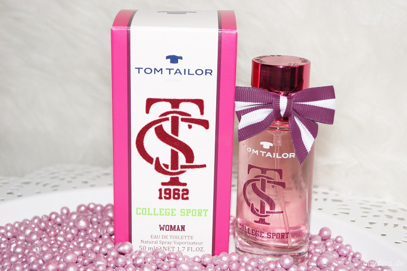 Tom Tailor College Sport Eau de Toilette