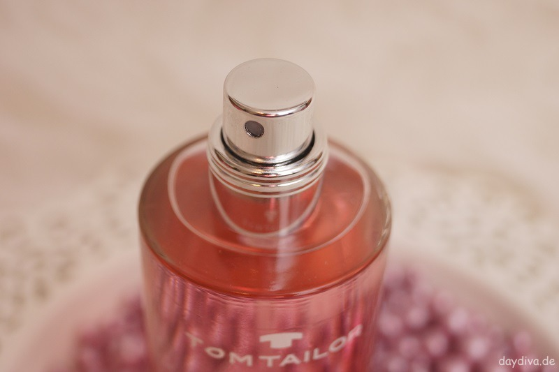 Tom Tailor Eau de Toilette Pumpmechanismus