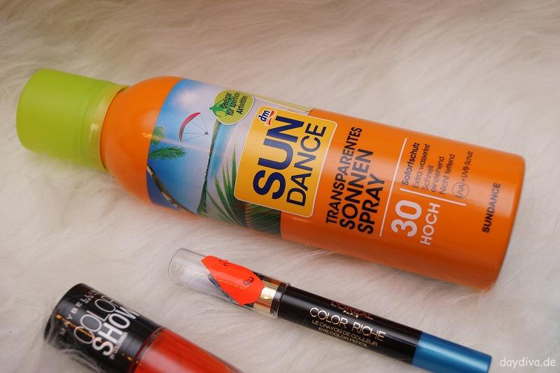 Sonnenschutzspray transparent LSF 20