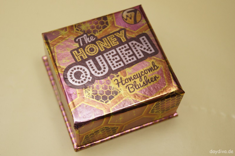 w7 honey queen blush