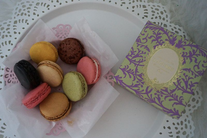 Macarons Laduree Paris