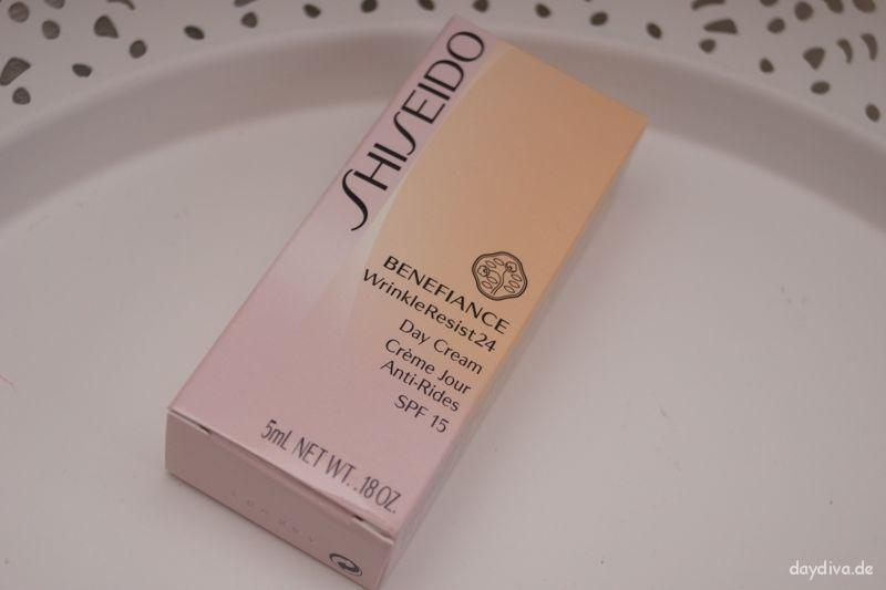 Shiseido Beneficiance WrinkelResist24