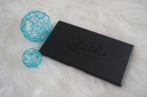 Sleek i Devine Make-up Palette geschlossen