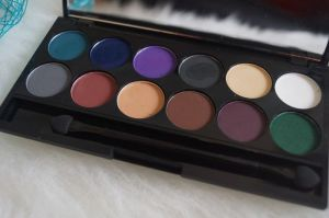 Sleek ultra mattes v2 darks matte Farben zoom in
