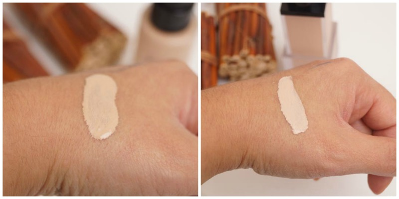 Foundations im Swatch