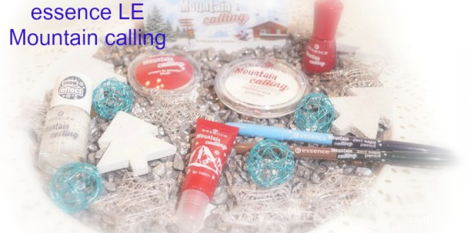 essence Limited Edition Mountain Calling