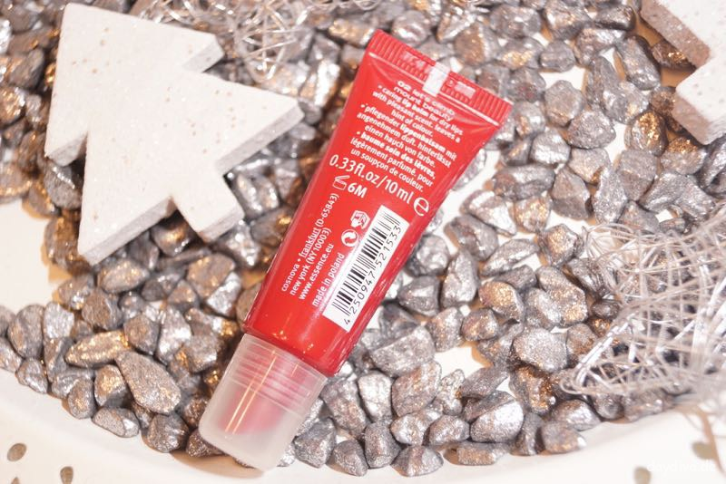 essence lip balm Verpackung
