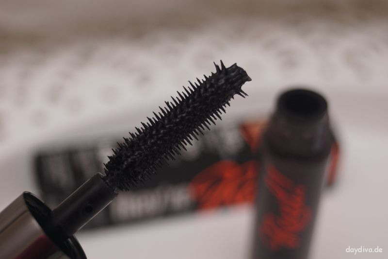 benefit they'real mascara bürstchen