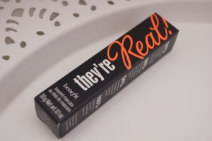 benefit they're real mascara verpackung