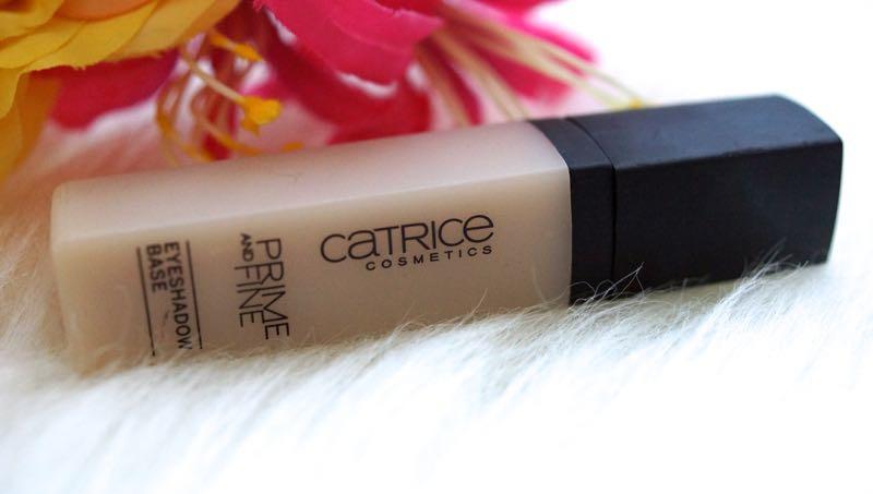 Catrice Eyeshadow Base Verpackung vorne