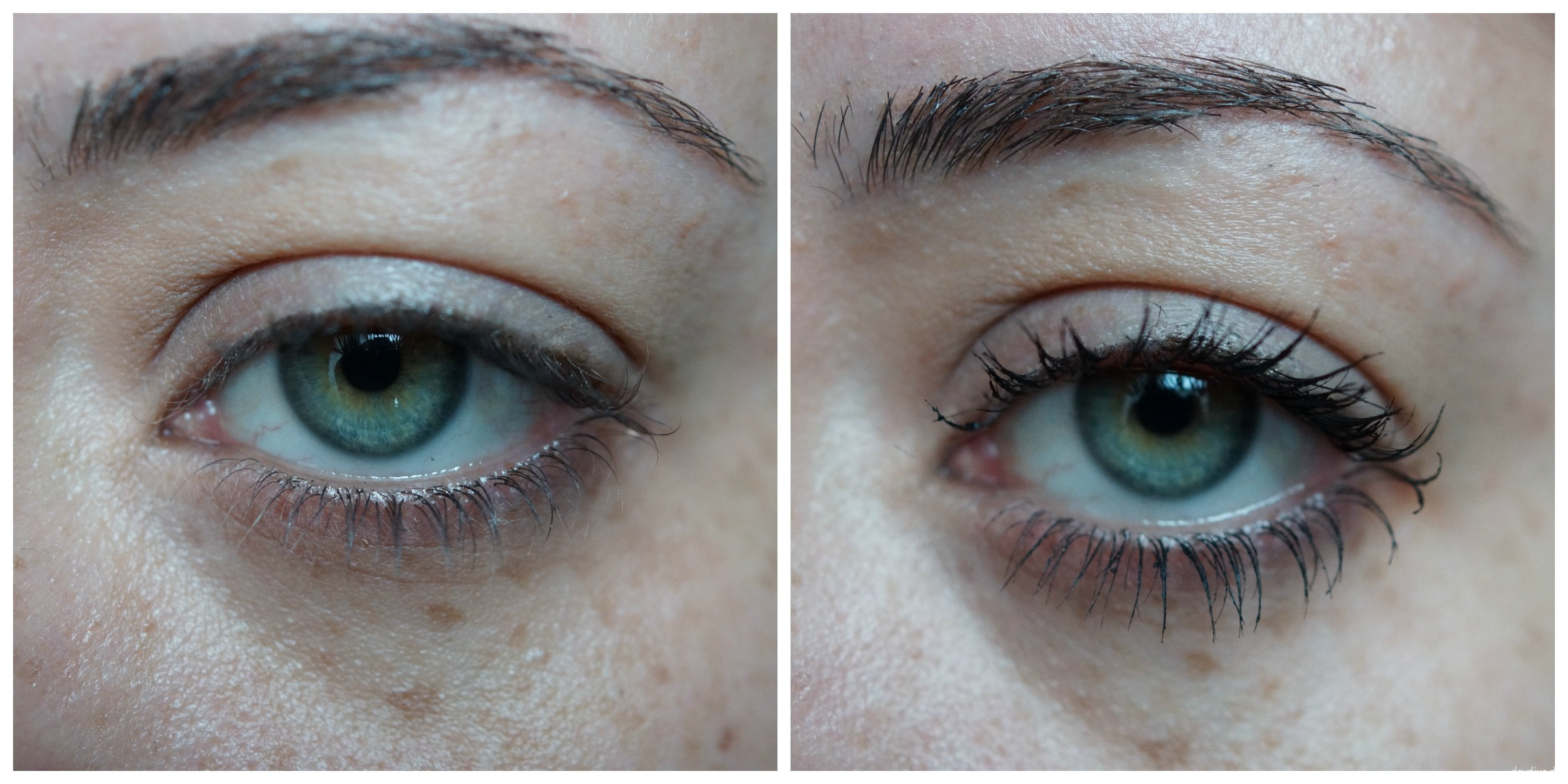 Tragebilder They#re Real! Mascara von Benefit frontal