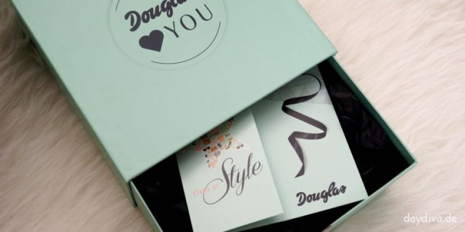Douglas Box of Beauty April 2015