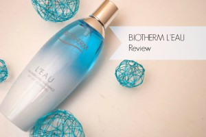 Biotherm L'Eau the energizing fragrance of lait corporel