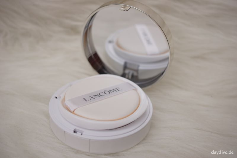 Lancome Miracle Cushion offener Tiegel