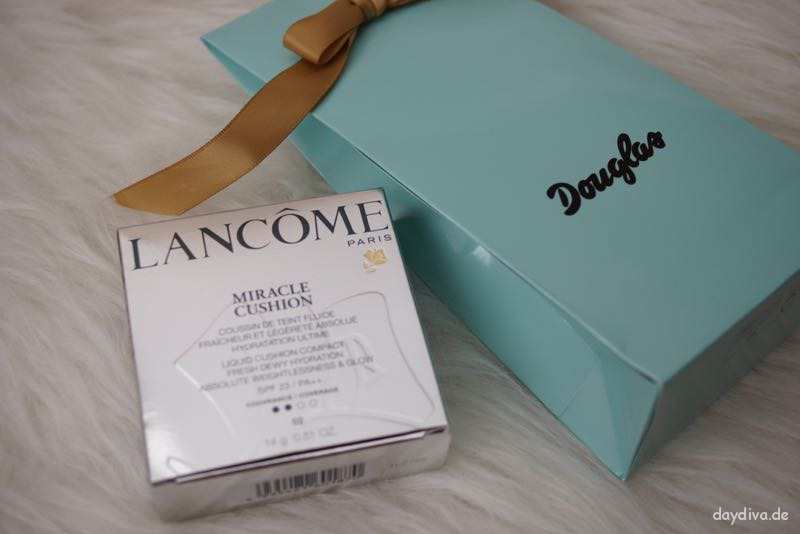 Produkttest Miracle Cushion von Lancome