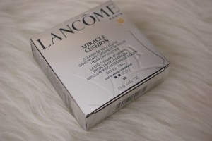 Umverpackung Miracle Cushion von Lancome