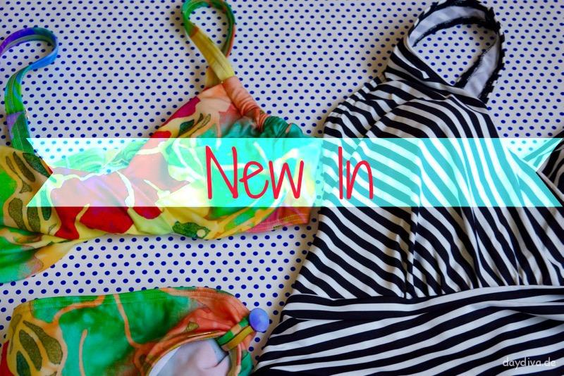 meine neuen Bikini und Badeanzug