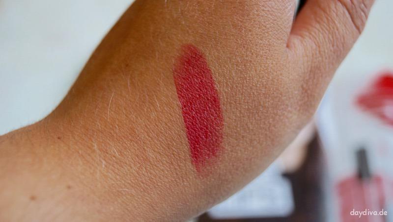 Swatch trend it up ultra matte Lippenstift 40