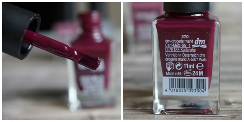 Double Volume & Shine Nagellack trend IT UP 270