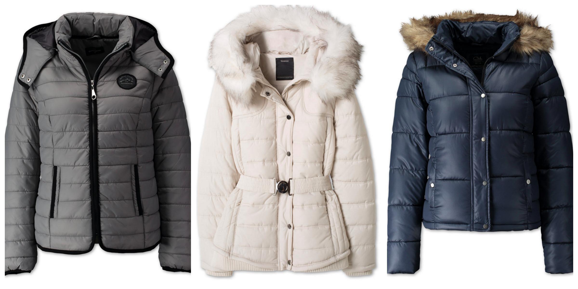 Auswahl Jacken