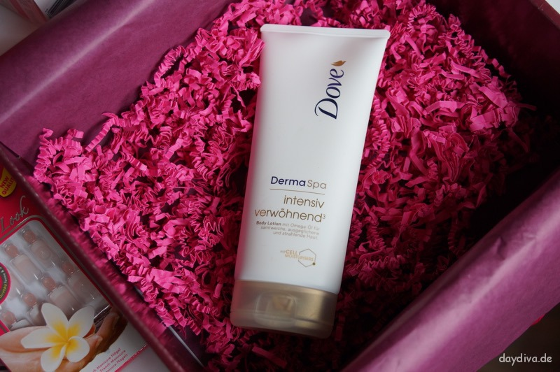 Dove DermaSpa Body Lotion