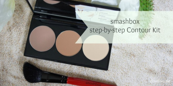 step-by-step contour kit von smashbox