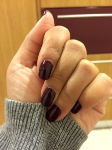 Herbst Nagellack Farbe 270 trend IT UP