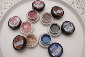 Farbauswahl Maybelline Color Tattoo 24hr