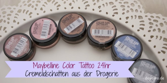 Maybelline Color Tattoo 24hr Cremelidschatten