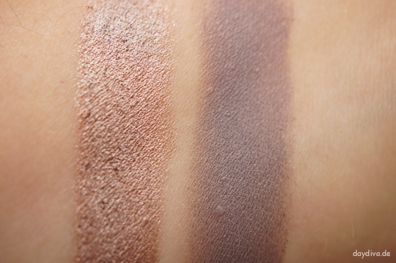 Swatch 35-On and on bronze und 40 permanent taupe