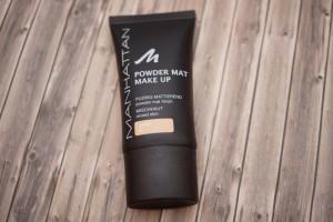 Manhattan Powder Mat Makeup Farbe Sand 80