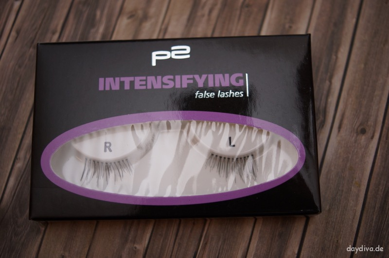 p2 Intensifying false lashes