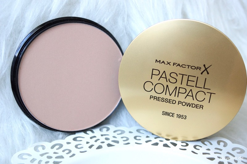 Max Factor Compact Puder