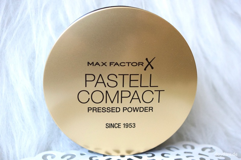 Max Factor Pastell Compact pressed powder Farbe Pastell 1