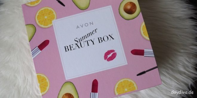 Avon Summer Beauty Box 2016
