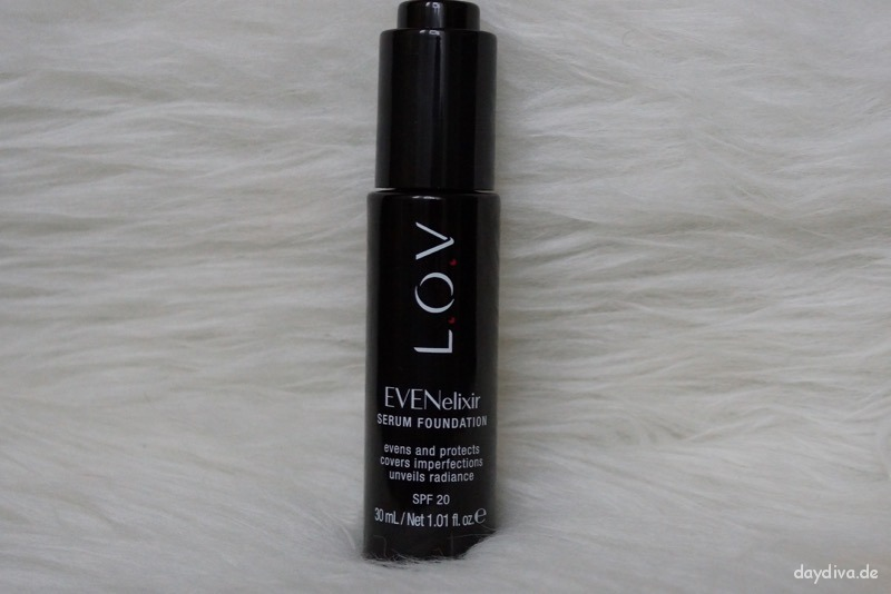 L.O.V Evenelixir Serum Foundation