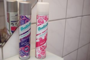 Batiste Trockenshampoo Blush und Heavenly Volume