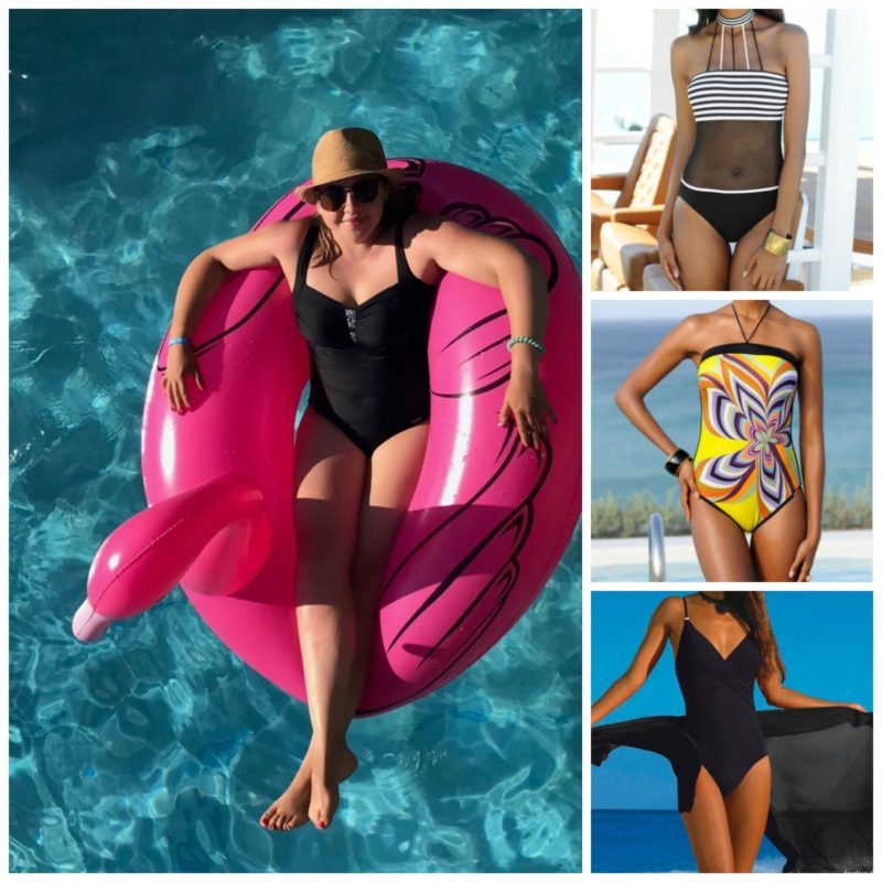 Fashiontrends Badeanzug Sommer 2017