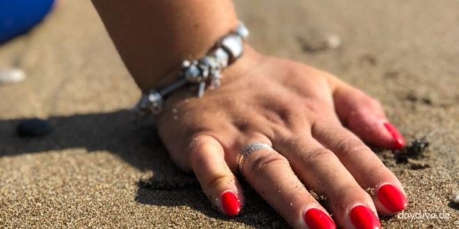 Sommer-Schmuck für Strand und Meer